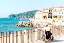 Wheelchair in Spain