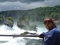 Rhine Falls, Germany