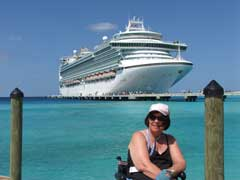 Ashore on Grand Turk